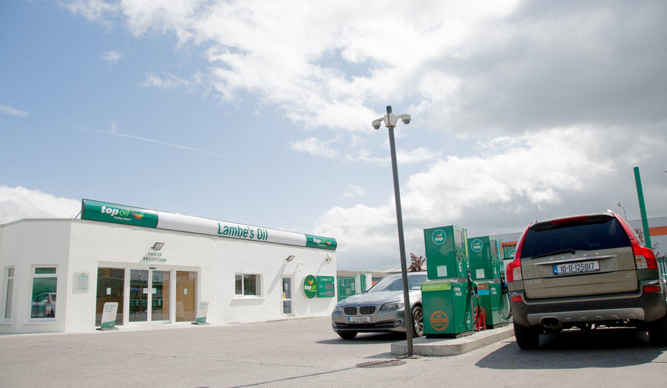 Forecourt / Petrol Station Tullamore Logo