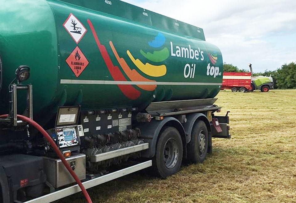 Agri-Diesel (Gas Oil / Green Diesel) Logo