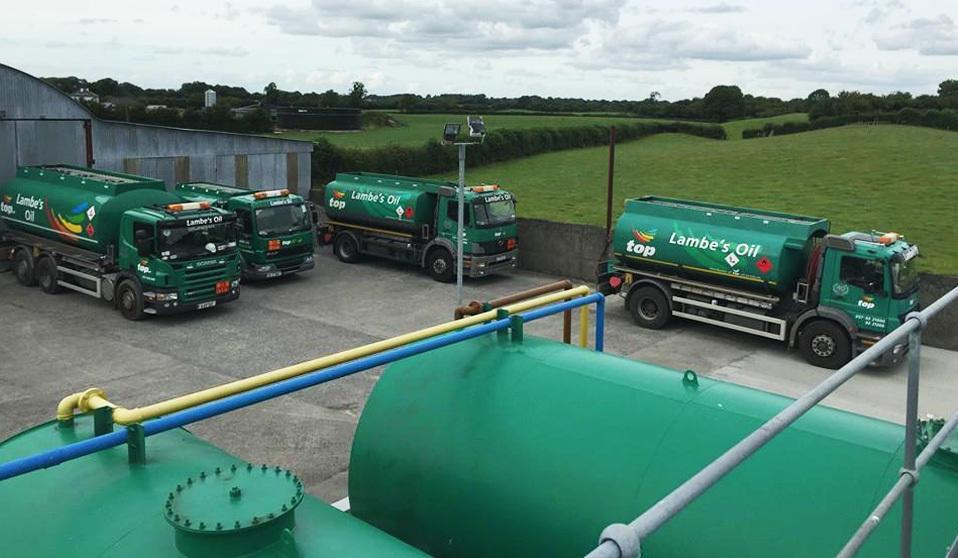 Fuel Storage Tanks – Oil Tanks and Diesel Tanks Logo