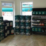 Selection of Oils and Lubricants