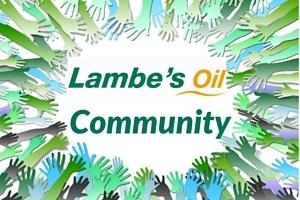 Lambe's Oil Community & Sponsorship