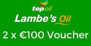 Home Heating Oil Competition Voucher