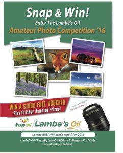 Lambes Oil Photo Competition 2016