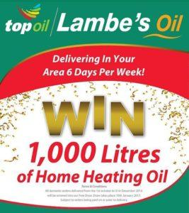 Win 1000 Home Heating Oil