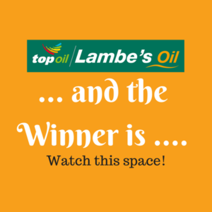 Winner of 1000 Litres of Home Heating Oil