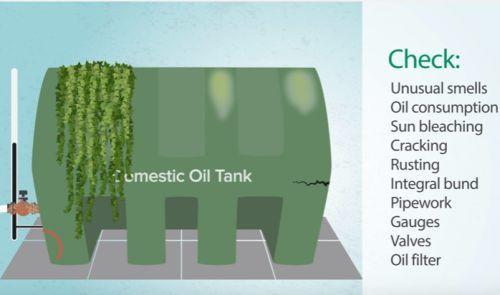 Summer Oil Tank Safety Checks