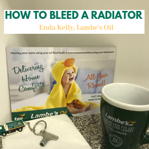 How to Bleed a Radiator with Lambe's Oil