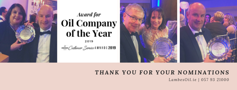 Oil company of the year 2019